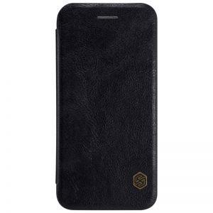 Кожен калъф Nillkin Qin за Apple iPhone 7, iPhone 8, iPhone SE 2020