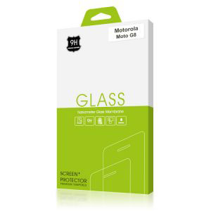 Стъклен протектор за Motorola Moto G8