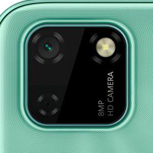 Гъвкав стъклен протектор за задна камера за Huawei Y5p