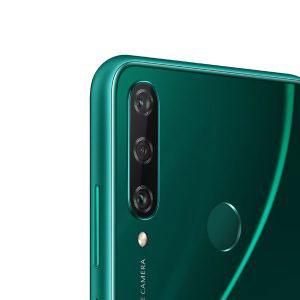 Гъвкав стъклен протектор за задна камера за Huawei Y6p