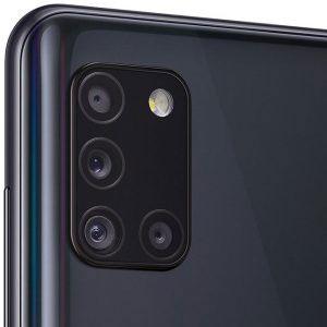 Гъвкав стъклен протектор за задна камера за Samsung Galaxy A31