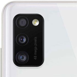 Гъвкав стъклен протектор за задна камера за Samsung Galaxy A41