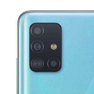 Гъвкав стъклен протектор за задна камера за Samsung Galaxy A51