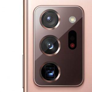 Гъвкав стъклен протектор за задна камера за Samsung Galaxy Note 20 Ultra, 5G