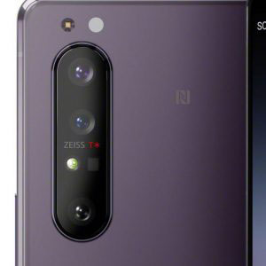 Гъвкав стъклен протектор за задна камера за Sony Xperia 1 II