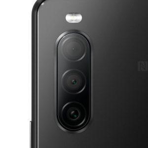 Гъвкав стъклен протектор за задна камера за Sony Xperia 10 II