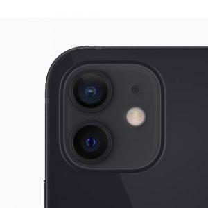 Гъвкав стъклен протектор за задна камера за Apple iPhone 12 6.1