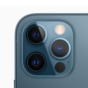 Гъвкав стъклен протектор за задна камера за Apple iPhone 12 Pro 6.1