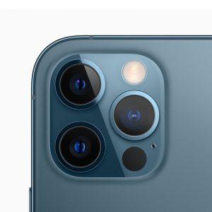 Гъвкав стъклен протектор за задна камера за Apple iPhone 12 Pro Max 6.7