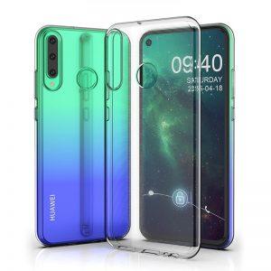 Силиконов калъф гръб за Huawei P40 Lite E