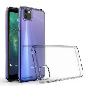 Силиконов калъф гръб за Huawei Y5p