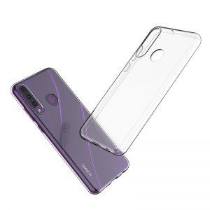 Силиконов калъф гръб за Huawei Y6p