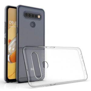 Силиконов калъф гръб за LG K51S