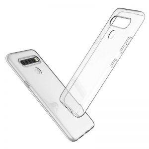 Силиконов калъф гръб за LG K61