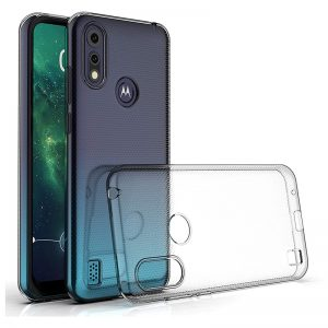 Силиконов калъф гръб за Motorola Moto E6s 2020