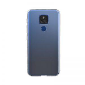 Силиконов калъф гръб за Motorola Moto E7 Plus