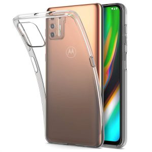 Силиконов калъф гръб за Motorola Moto G9 Plus