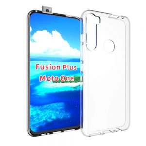 Силиконов калъф гръб за Motorola One Fusion+ Plus