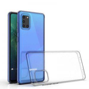 Силиконов калъф гръб за Samsung Galaxy A31