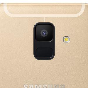 Гъвкав стъклен протектор за задна камера за Samsung Galaxy A6 2018