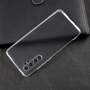 Силиконов калъф гръб за Xiaomi Mi Note 10 Lite