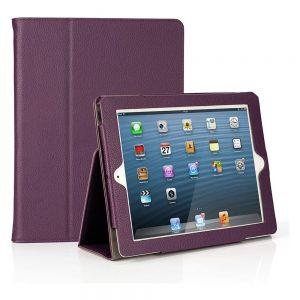 Кожен калъф за Apple iPad 2, 3, 4