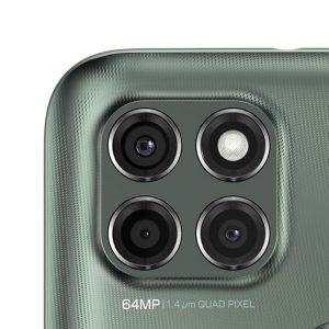 Гъвкав стъклен протектор за задна камера за Motorola Moto G9 Power
