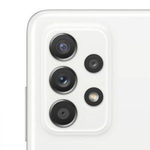 Гъвкав стъклен протектор за задна камера за Samsung Galaxy A72