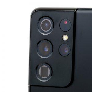 Гъвкав стъклен протектор за задна камера за Samsung Galaxy S21 Ultra 5G