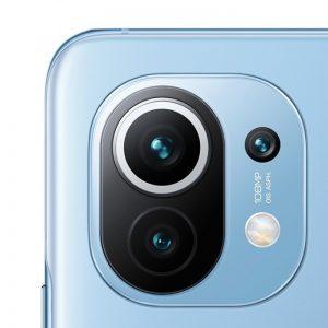 Гъвкав стъклен протектор за задна камера за Xiaomi Mi 11