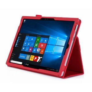 Кожен калъф за Microsoft Surface Pro 5