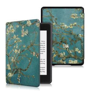 "Кожен калъф за Kindle Paperwhite 5 2021 6.8"" - Бадемово дърво"