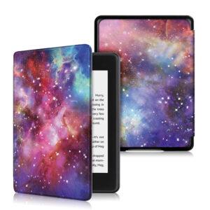 """Кожен калъф за Kindle Paperwhite 5 2021 6.8"""" - Млечен път"""