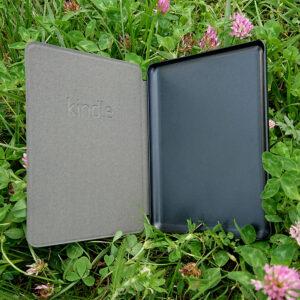 """Кожен калъф за Kindle Paperwhite 5 2021 6.8"""""""